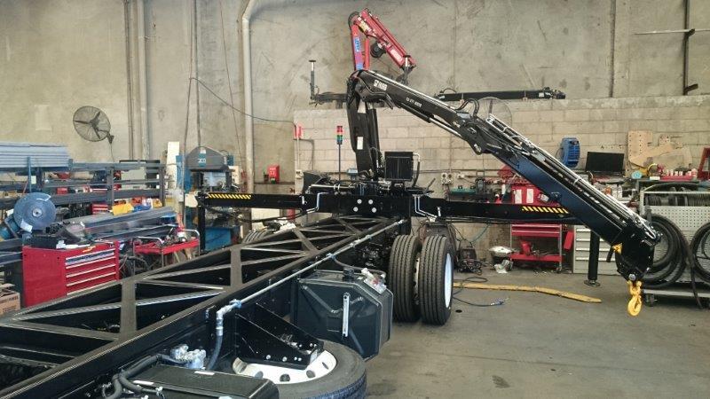 Cranes - Unique Truck Bodies